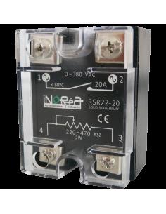 Solid state voltage regulator