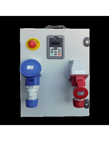 Armoire variateur IP55 Mono/Tri 220V