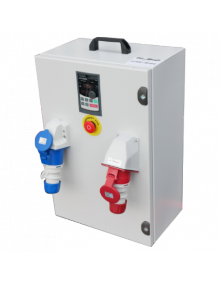 2.4 IP55 inverter electrical boxes
