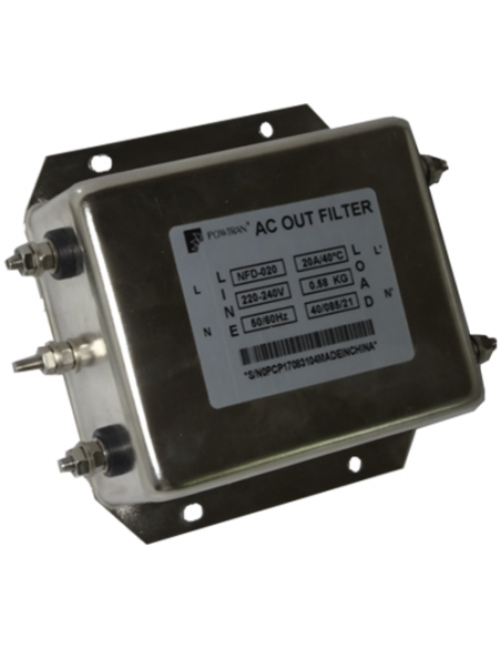 2.6 Accessories for frequency inverter